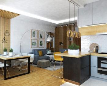 Adaptacija stana i dizajn